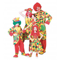 Clown Family Pipo
