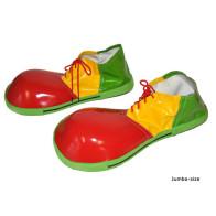 Schuhe Clown XXL