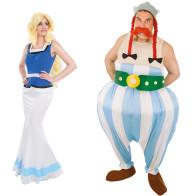 Falbala und Obelix