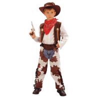 Cowboy 4-teilig 122/128