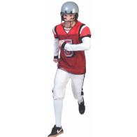 Footballspieler Kostüm Erwachsene