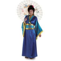 Geisha - blau Gr. M