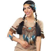Indianerin-Set