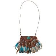 Indianerin-Tasche