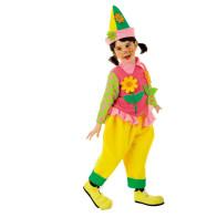 Clown-Mädchen