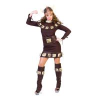 Wikingerin Kostüm