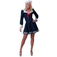 Matrosin-Kleid