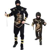 Ninja Vater & Sohn