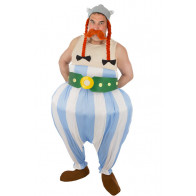 Obelix Kostüm lizenziert