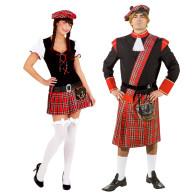 Das Schotten Paar