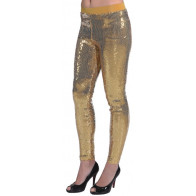 Leggings Pailletten GO
