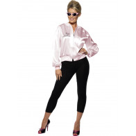 50er Rock'n Roll Pink Ladies Blouson
