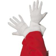 Kombi-Handschuhe weiß