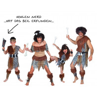 Steinzeit Familie