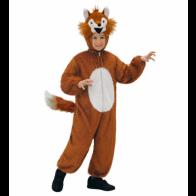 Kinderkostüm Fuchs für 3 - 5 Jahre und 5 bis 8 Jahre