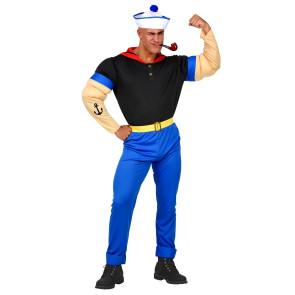 Kostüm in Anlehnung an Gallier Obelix