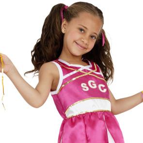 Voransicht Mädchen Cheerleader.