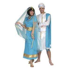 Karnevalkostüm Orientalisch aus 1001 Nacht für Paar