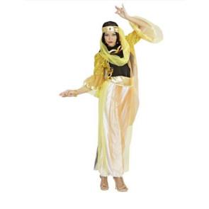 Alima, orientalischer Verkleidung Harmesdame mit Schleier