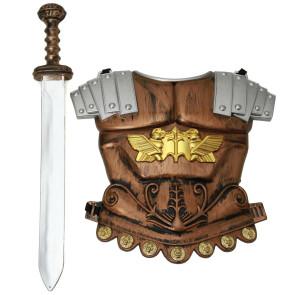 Bild Römerpanzer mit Schwert