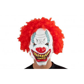 Böser Clown Maske - Latex