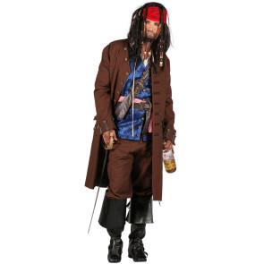 Piratenkostuem billig Karnevalskostüm Pirat billig