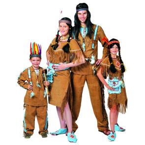Indiandermädchen