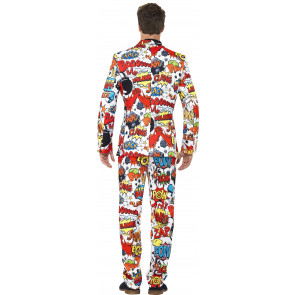 Comicstrip Anzug