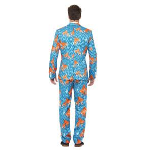 Goldfisch Anzug
