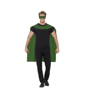 Umhang grün Herren Cape