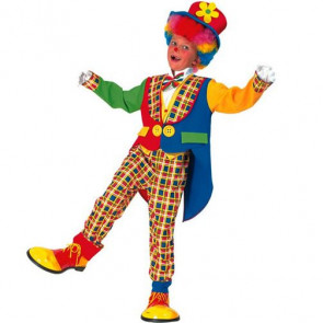 lustiger kleiner Clown