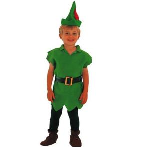 Baby Robin Hood oder Peter Pan für Kleinkinder