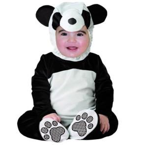 Pandabäroverall