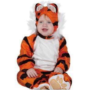 Tigerkostüm Overall Baby und Kleinkind