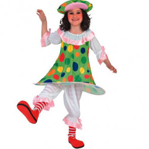Clownkleid