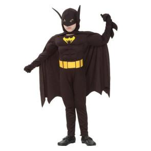 Batmann mit Muskeln