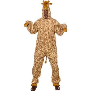Giraffen Tierkostüm Erwachsene Damen und Herren
