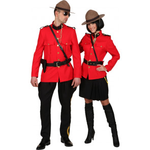 Royal Canadian Police Uniform