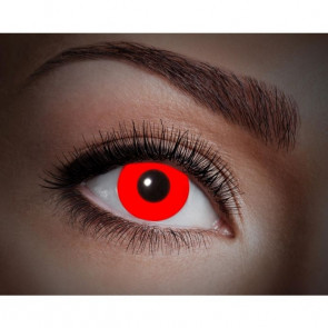 UV Licht Kontaktlinsen rot