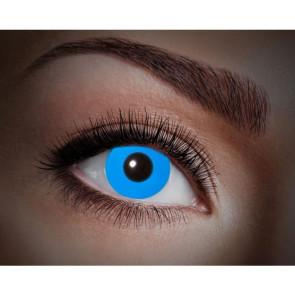UV Licht - blau - Kontaktlinsen