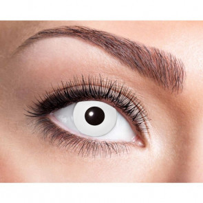 White Zombie Kontaktlinse