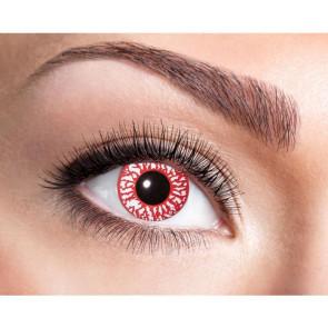 Bloodshot blutige Augen Linse