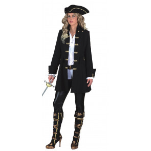 Piratenkostume Damen Karneval Als Piratin