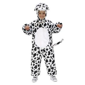 Dalmatiner Plüschkostüm Kinder
