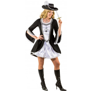 Musketier-Kleid