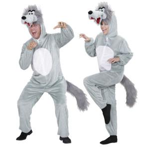 Wolfskostüm Erwachsene
