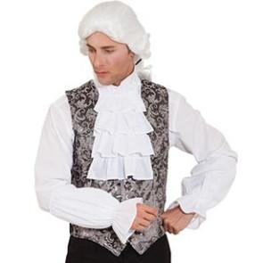 Armstulpen Rüschen für Hemd