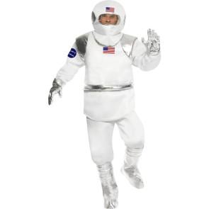 Kostüm Astronaut Apollo 11 mit Helm SUPER!