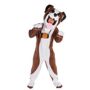 Bernhardiner Hundekostüm Erwachsene