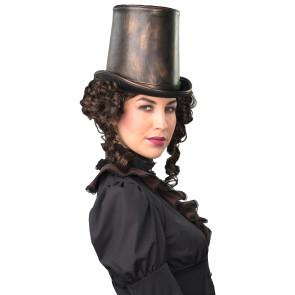 Steampunk-Zylinder (Hüte) bronze